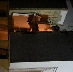 В жилом доме в Тбилиси взорвался газ
