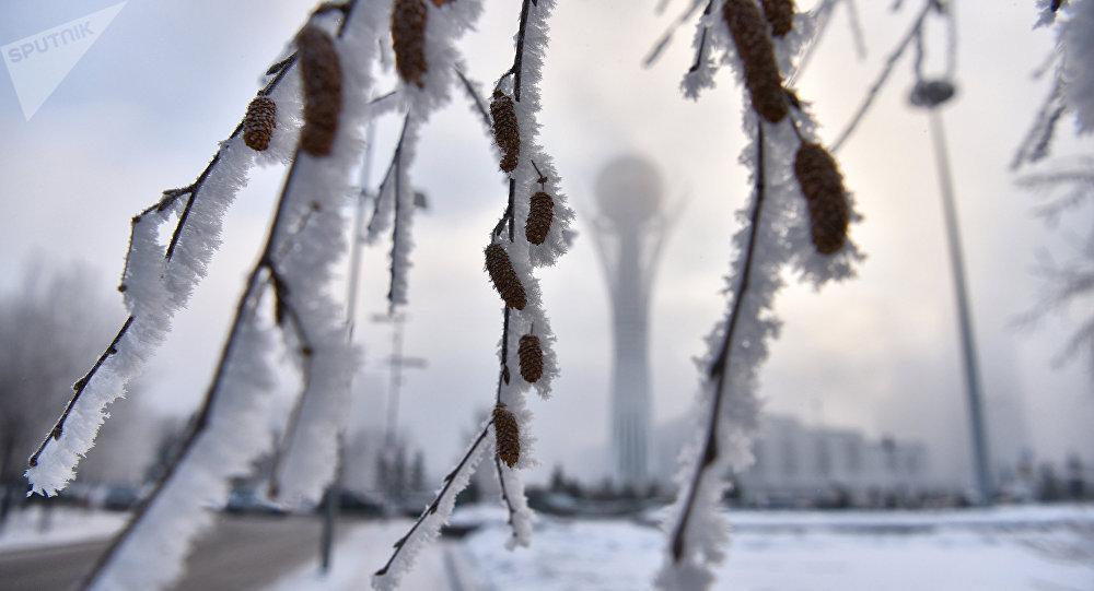 Астана қысы