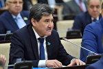 Депутат сената парламента РК Едил Мамытбеков