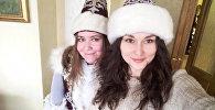 Елизавета Осипова мен Анастасия Решетникова