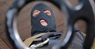 Архивное фото сотрудника отдела спецназначения по исполнению наказаний