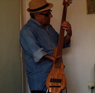 Аргентинский музыкант Эдуардо Пандольфо