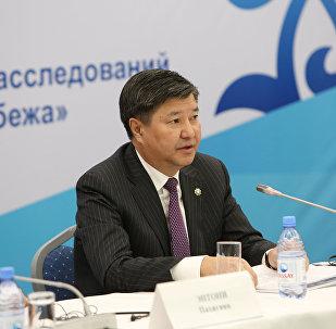 Генеральный прокурор Казахстана Жакип Асанов