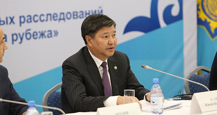 ҚР бас прокуроры Жақып Асанов