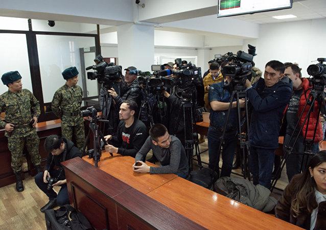 В Алматы вынесли приговор обвиняемым в убийстве казахстанского фигуриста Дениса Тена