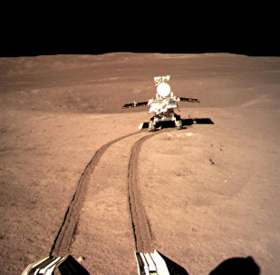 Китайский лунный марсоход Yutu-2