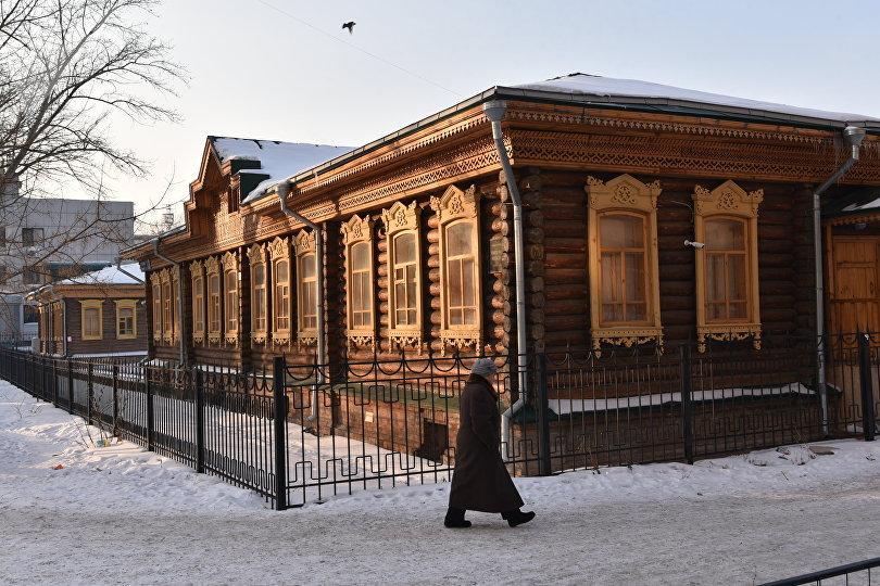 В начале прошлого века на улице Отырар была первая мусульманская школа Акмолинска