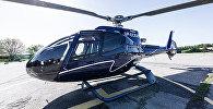 Вертолет Eurocopter ЕС130 Т2 под регистрационным номером UP-EC038 авиакомпании Sky Service