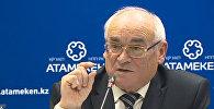 Директор Молочного союза Казахстана Владимир Кожевников