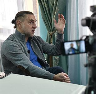 Чем занимался автор Смешариков и сценарист Фиксиков в Астане?