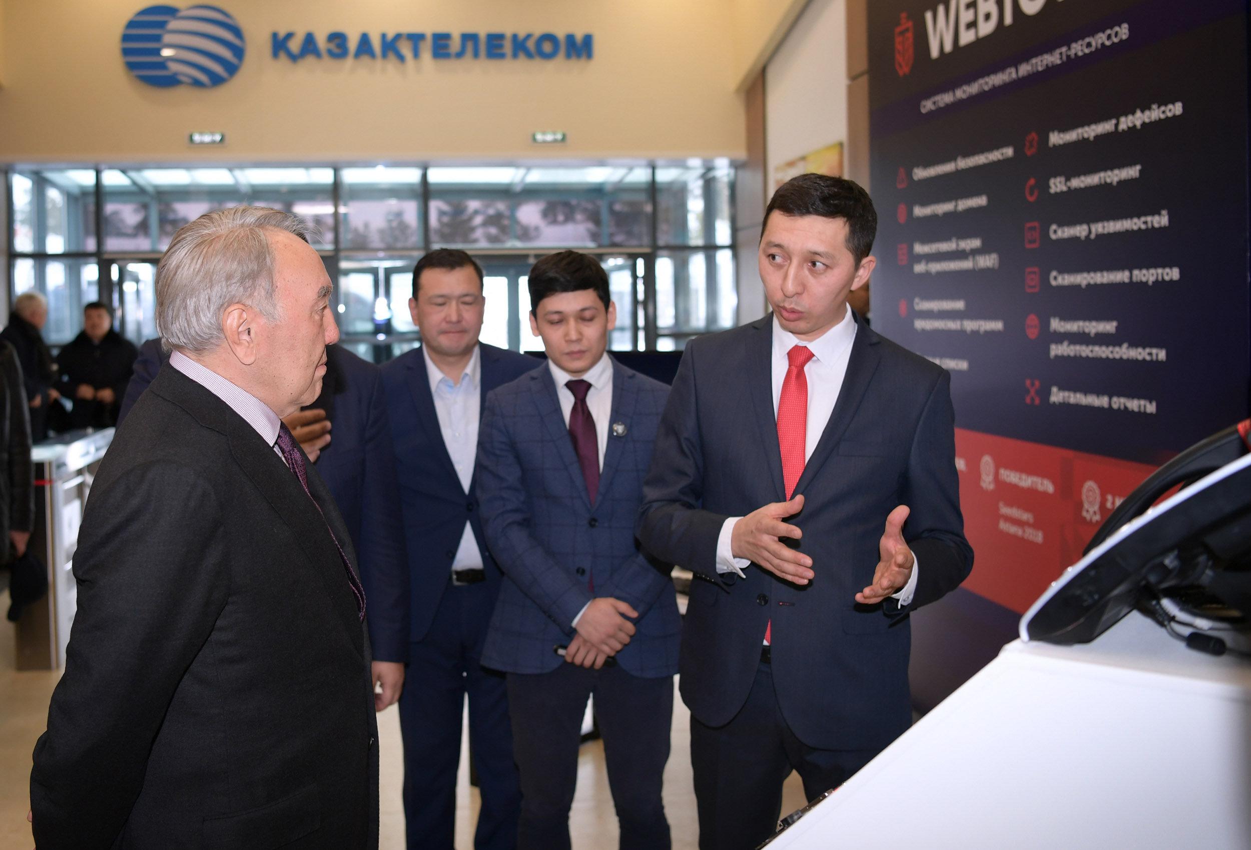 Назарбаев Smart Aqkol ахуалдық орталығында