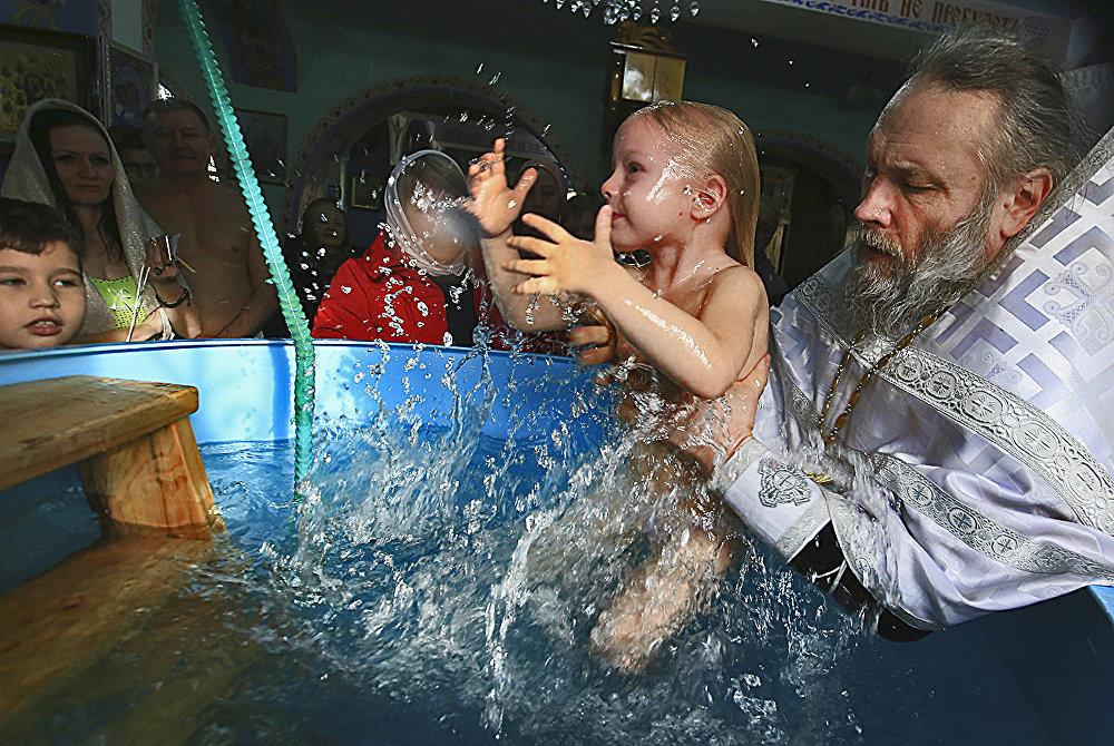 Крещенские купания в Алматы