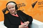 Профессор в области нейронауки и психолингвистики Татьяна Черниговская