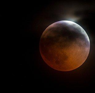Лунное затмение 21.01.2019 - прямая трансляция
