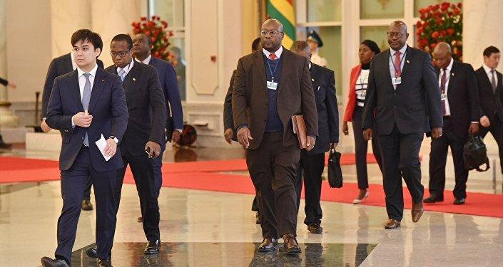 Зимбабве делегациясы