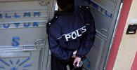 Полицейский в Турции, архивное фото