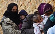Сириялық босқындар, архивтегі фото