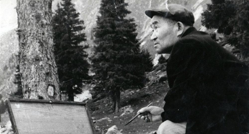 Әбілхан Қастеев, қазақ бейнелеу өнерінің негізін қалаған әйгілі суретші