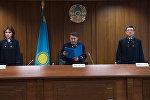 Уголовная коллегия Верховного суда Казахстана огласила приговор по делу Владислава Челаха, отбывающего наказание за массовое убийство на пограничном посту Арканкерген