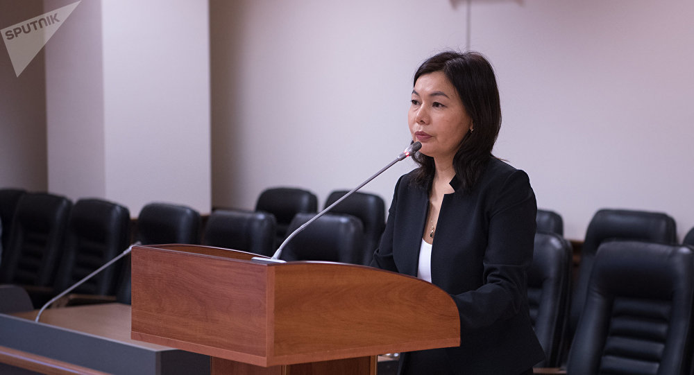 Адвокат Гульмира Шалдыкова