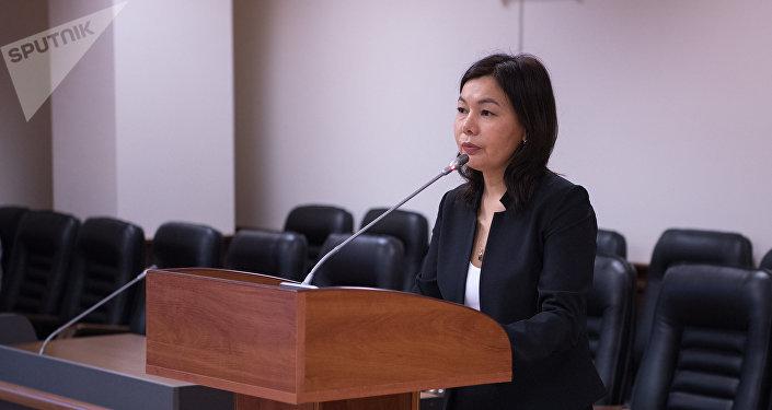 Адвокат Гүлмира Шалдықова