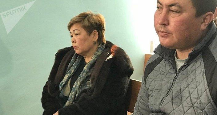 Рабига Бейсебаева, на которую было совершено покушение
