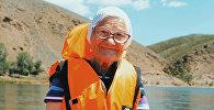 Известная путешественница Елена Ерхова (Баба Лена)