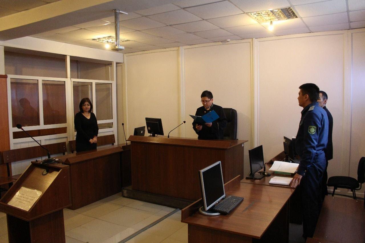 Предварительные слушания по делу о нарушении конституционных прав Виктории Беркходжаевой