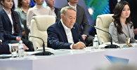 Нұрсұлтан Назарбаев  Тәуелсіздіктің ұрпақтары шарасында