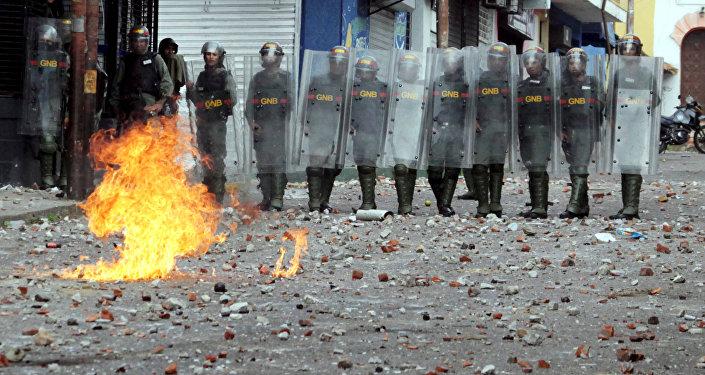 Венесуэладағы саяси тұрақсыздық
