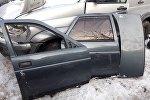 Задержаны подозреваемые в серийных кражах автомашин