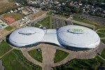 Ледовый стадион Halyk arena