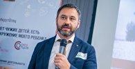 Исполнительный директор Союза отцовства Юрий Соленов