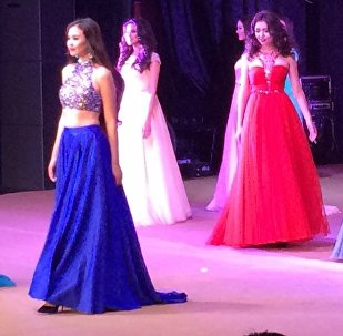 Мисс Астана-2016 конкурсы