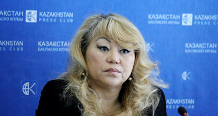 Роза Акылбекова