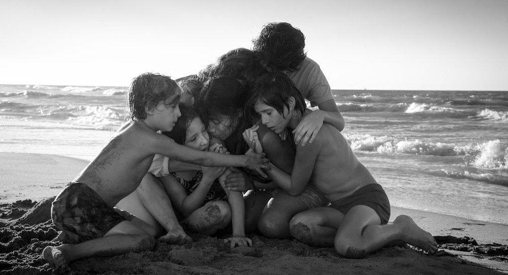 Кадр из фильма Рома