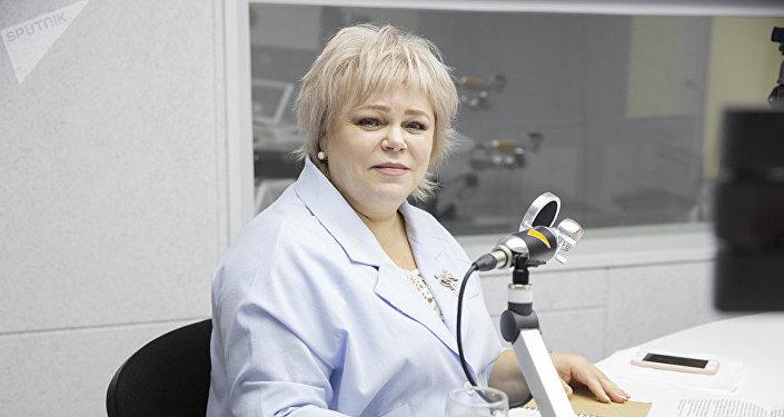 Врач-психиатр и нарколог Лилия Федорова