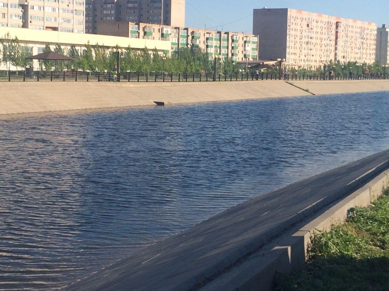 Ақтөбе қаласындағы Сазды өзені