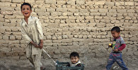 Афганистан, дети. Архивное фото