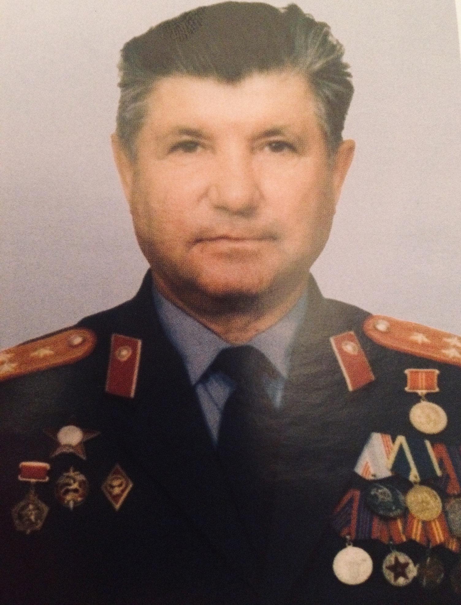 Известный казахстанский сыщик Николай Буран