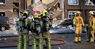 Взрыв в жилом доме в Гааге