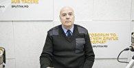 Аттестованный эксперт в области радиоактивных отходов, материалов и источников Игорь Флогимон