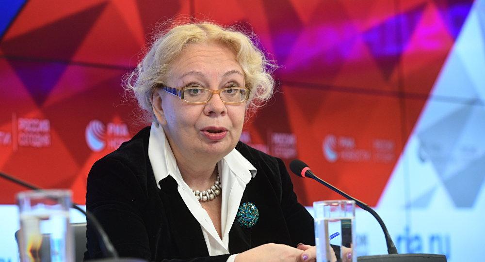 Министр по интеграции и макроэкономике, Евразиийской экономической комиссии Татьяна Валовая