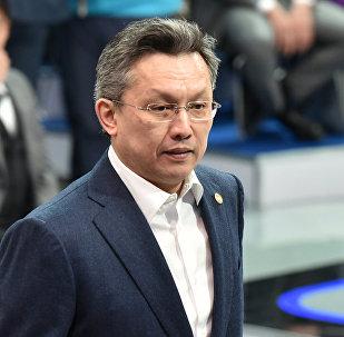 Бақыт Сұлтанов