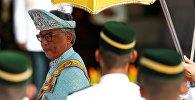 Король Малайзии султан Абдулла Султан Ахмад Шах
