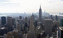Города мира. Нью Йорк