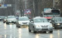 Алматыдағы көктайғақ