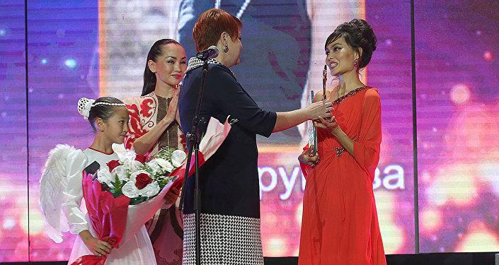 Десятая юбилейная церемония вручения национальной премии Алтын Жүрек