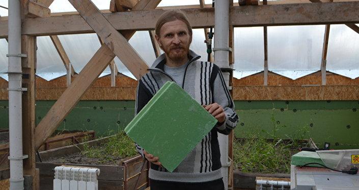 Агроном-новатор из СКО Олег Андрющенко