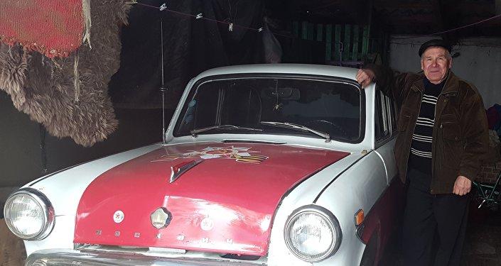Коллекция раритетных автомобилей Анатолия Габченко